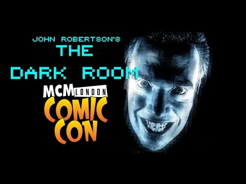 John Robertson's The Dark Room at MCM London Comic Con