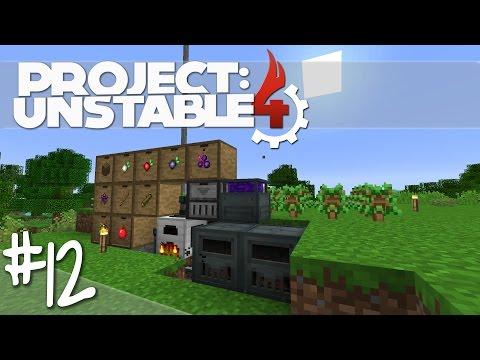 Project: Unstable [S4][#012][HD][Deutsch] EnderIO Farming Station und Energie Selbsterhaltung