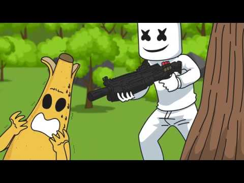 Fortnite Animation #38: TREASURE MAP (Parody)
