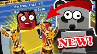 NOVO CÓDIGO * OP * PARA BLOXYS WIN & BONUS CODE! | Roblox Bee Swarm Simulator