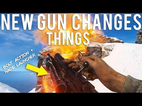 New gun changes things in Battlefield V thumbnail
