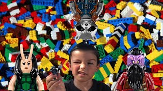 Gambar cover Jomar's Lego Rama- Ravager Attack