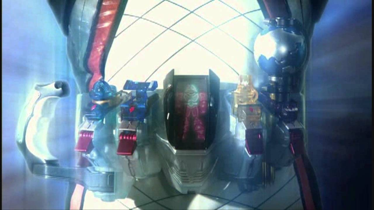 Kamen Rider Fourze Meteor Fusion States Henshin Sound ...