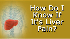 How Do I Know If It's Liver Pain?