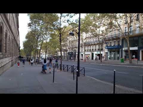 PARIS - BOULEVARD SAINT MICHEL 2018