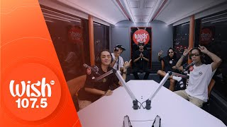 "1096 Gang performs ""Pajama Party"" LIVE on Wish 107.5 Bus"