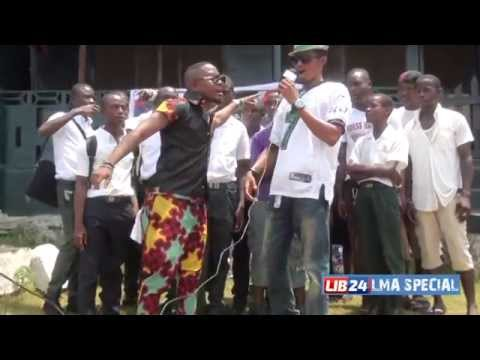 Liberia Music Awards - LMA Special Episode 2 Part 4