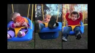 Comfy N Secure Coaster Swing By Swing-n-slide