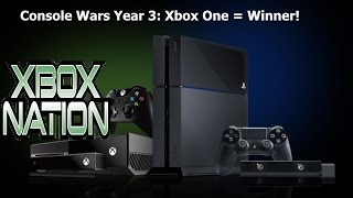 xbn xbox one vs ps4 3 years later we finally have a winner