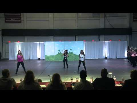 LMU Greek Life: Lip Sync 2015 - Part 3