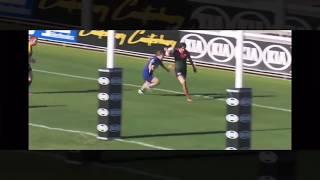 Taleena Simon Rugby League