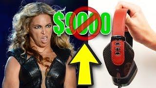 Beyonce Didn't Make $9,000 Headphones