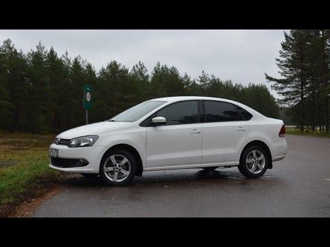 VW Polo Sedan 2013 - Секонд Тест