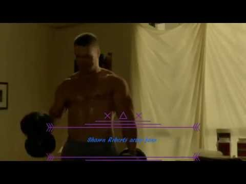 Shawn Roberts . Muscles .