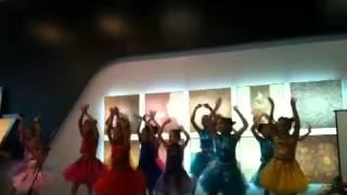 айголек танец