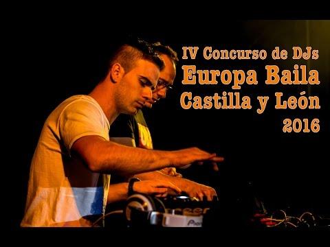 IV Concurso de DJs Europa Baila Castilla y León