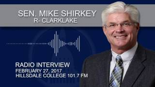 RFH: Sen. Shirkey Discusses Gov't Role, State Ride Sharing, and More