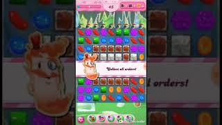 How to play Candy crush saga level 419