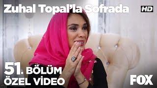 Zuhal Topal'a sürpriz hediye... Zuhal Topal'la Sofrada 51. Bölüm