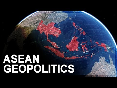 Geopolitics of Southeast Asia