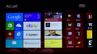 Windows 8 - How to change language and add  language packs