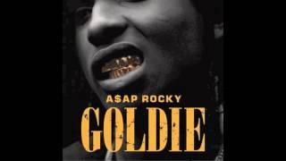 A$AP ROCKY - Goldie Instrumental Remake w/o hook (prod. El Rifto)