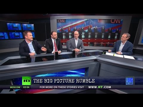 Full Show 12/16/15: The GOP's Path to the Dark Side