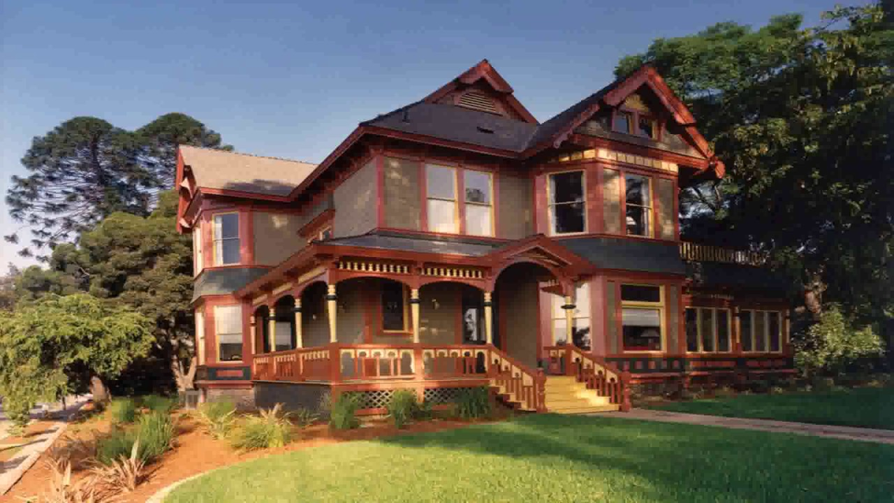 Different house styles architecture youtube for Different house styles pictures