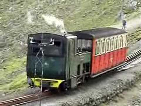 Snowdon Mountain Railway  'The Best Video, the Best Song  '