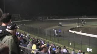 Devil�s Bowl Speedway IMCA Sprint Car Feature
