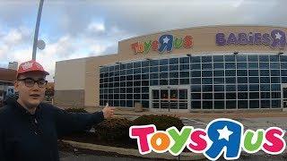 Former Toys R Us In Copley, Ohio