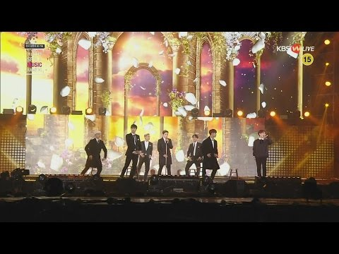 160114 - BTOB 비투비 - It's Okay / Seoul Music Awards 2016 (HD)