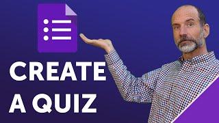 Google Formulare - Erstellen eines Quiz