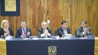 1.Workshop promoting geoheritage in Latin America-OPENING CEREMONY