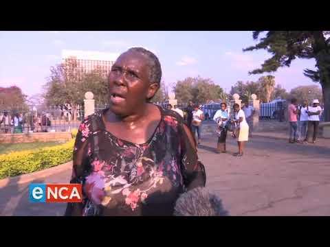 Protests In Bulawayo Over Shona Mayor