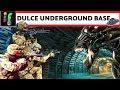 Dulce. The Secret underground alien base