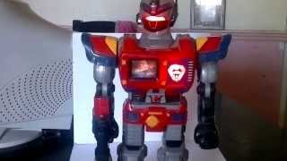SUPER FIGHTER ROBOT BY HAP P KID TOYS