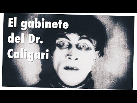 El gabinete del Dr. Caligari 🎥 (1920)