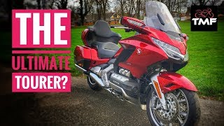 2018 Honda GL1800 Goldwing Review