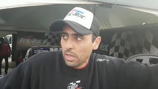 Ponce de León no corre en Villa Mercedes - TC 2018