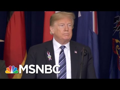 President Donald Trump's 9/11 Lies And Behavior In Shanksville | The Last Word | MSNBC