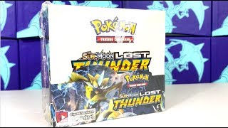 ANOTHER LOST THUNDER POKEMON BOOSTER BOX