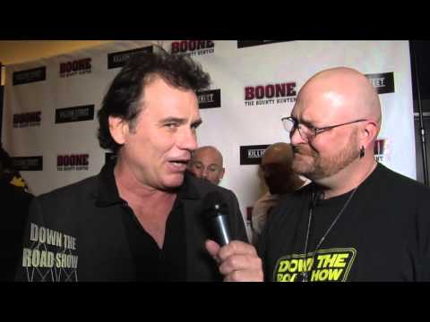 Richard Tyson - Boone the Bounty Hunter