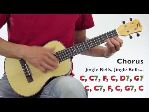 How To Play Jingle Bells on Ukulele Ukulele Tutorial