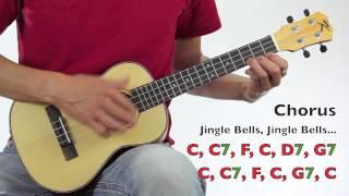 How To Play Jingle Bells on Ukulele Ukulele Tutorial