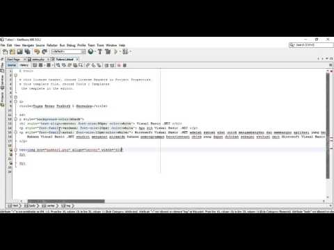 Tugas Besar 1 HTML