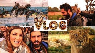 Vlog/Αττικό πάρκο με το βασιλιά Τζούλιαν  * Evelina Nikoliza