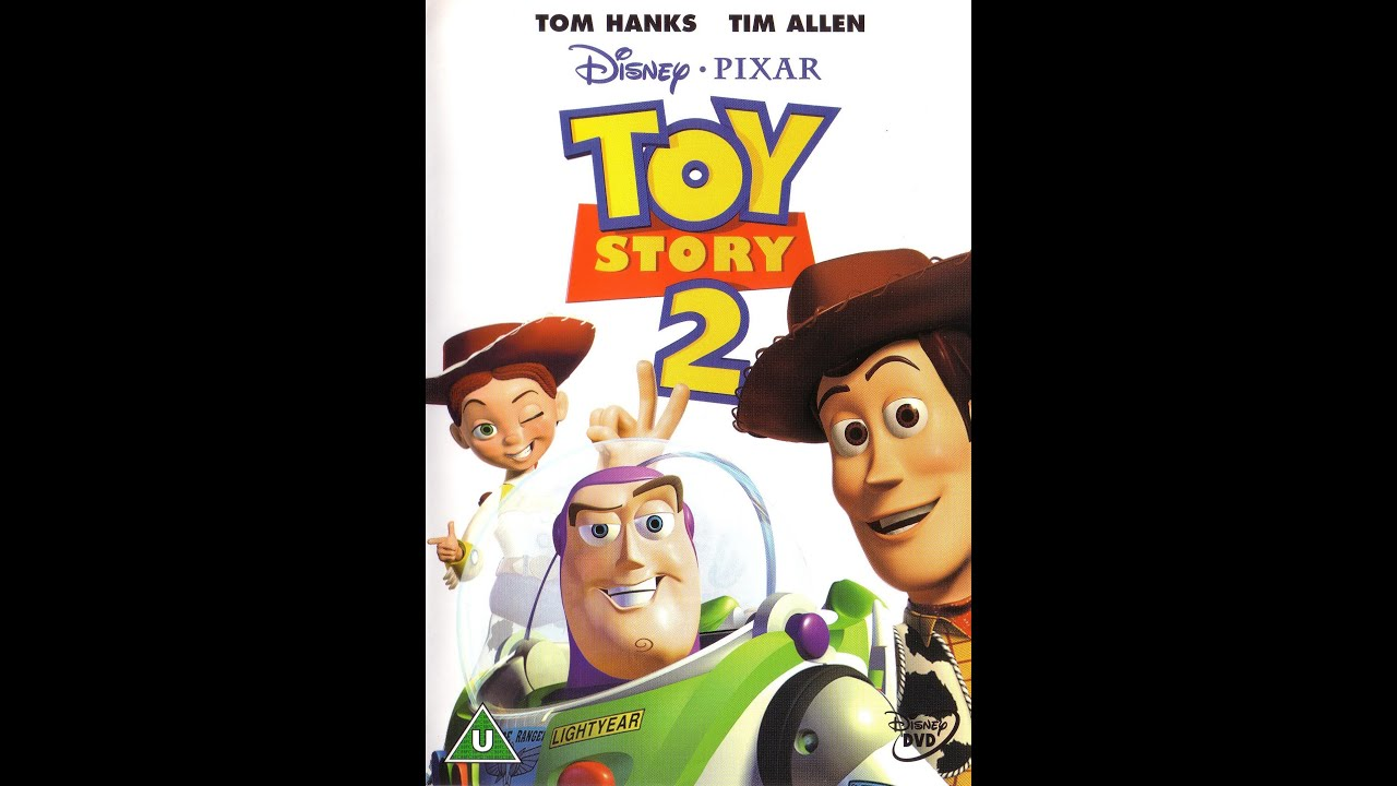 Toy Story 2 - Movie Review - YouTube