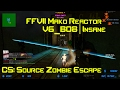 CS:S Zombies | FFVII Mako Reactor v6 - Insane Win