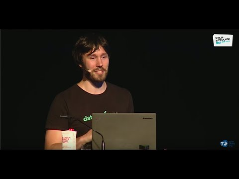Berlin Buzzwords 2017: Stephan Ewen - Experiences running Flink at Very Large Scale #bbuzz on YouTube